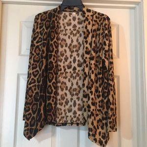 Leopard duster